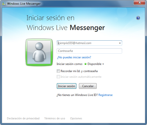 trucos para windows live messenger 2011