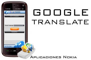 Google Translate en Nokia