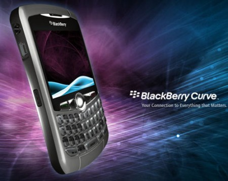Liberar BlackBerry Curve