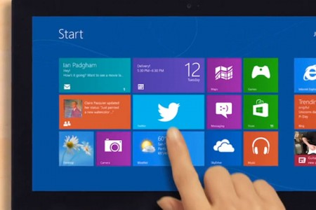 Aplicación oficial de Twitter para Windows 8