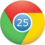 Google Chrome 25, Nueva version de Google
